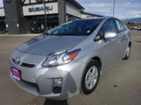 Options:  2011 Toyota Prius Two|Silver|Recent