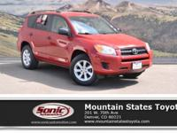 Come see this 2011 Toyota RAV4 4WD 4dr 4-cyl 4-Spd AT