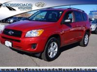 This 2011 Toyota RAV4 is happily provided by Crossroads