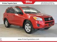 CARFAX One-Owner! Toyota Certified! 2011 Toyota RAV4 in