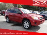 Options:  2011 Toyota Rav4|/|V4 2.5L Automatic|84309