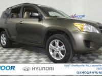 Toyota RAV4 Priced below KBB Fair Purchase Price! 4WD,