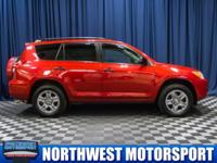 One Owner Clean Carfax AWD SUV with Power Options!
