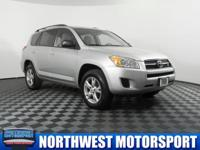 One Owner Clean Carfax AWD SUV with Sunroof!  Options: