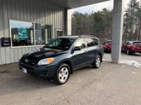 Load your family into the 2011 Toyota RAV4! A great