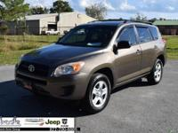 Grey 2011 Toyota RAV4 FWD 4-Speed Automatic 2.5L