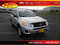 One owner - and a great owner. This Rav4 FWD is in