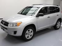 This awesome 2011 Toyota RAV4 comes loaded with the