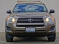 Options:  2011 Toyota Rav4 Base 4Dr Suv|Unspecified|Abs