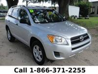 2011 Toyota Rav4 - Features: Keyless Entry - Tinted