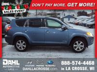 Recent Arrival! 2011 Toyota RAV4 Limited 4WD, ABS