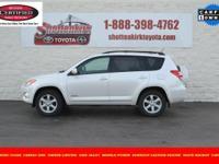 Options:  2011 Toyota Rav4 Limited|Aluminum/Alloy