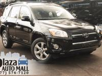 New Price! Certified. 2011 Toyota RAV4 Limited Black