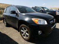 2011 Toyota RAV4 Limited Recent Arrival! 5-Speed