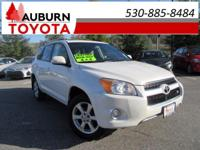 4WD, LEATHER, MOON ROOF! This sporty 2011 Toyota Rav4
