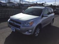 Nice! V6. Rav 4. LIMITED! Same Great Toyota