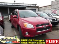 Options:  2011 Toyota Rav4 Fwd 4Dr 4-Cyl 4-Spd At