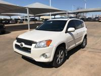 We are excited to offer this 2011 Toyota RAV4. When you