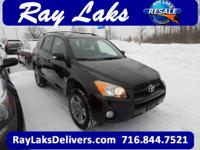 CARFAX 1-Owner, LOW MILES - 57,633! Sport trim.