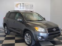 Options:  2011 Toyota Rav4 Base|Gray|Priced Below Kbb