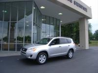 This gas-saving 2011 RAV4 Base will get you where you