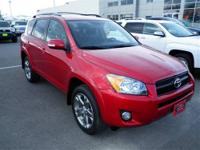 Just Arrived!!! 4 Wheel Drive... This Red Toyota