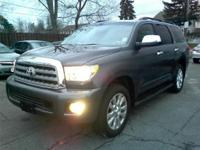 Description 2011 TOYOTA SEQUOIA Make: TOYOTA Model: