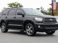 Sequoia SR5 5.7L, i-Force 5.7L V8 DOHC VVT-i, 6-Speed