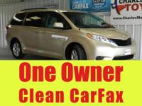 Carfax One Owner, CLEAN CARFAX, 3.5L V6 engine,