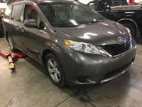 Check out this gently-used 2011 Toyota Sienna we