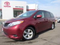This 2011 Toyota Sienna comes equipped with power