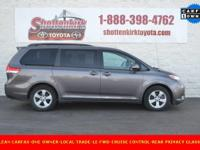 Options:  2011 Toyota Sienna Le V6|Aluminum/Alloy