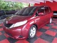 Options:  2011 Toyota Sienna Come See Our Wide