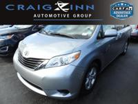 This 2011 Toyota Sienna will sell fast -Backup Camera