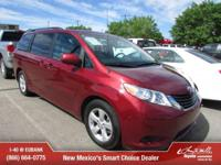 Options:  2011 Toyota Sienna|Le 7-Passenger Auto Access