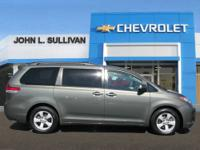 2011 Toyota Sienna Passenger Van Our Location is: John