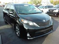 2011 Toyota Sienna CAR FAX 1 OWNER**, **GREAT MPG**,