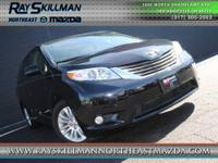 This 2011 Toyota Sienna is a fantastic vehicle for