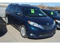 We are excited to offer this 2011 Toyota Sienna. When