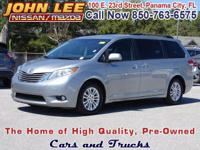 SAFE FAMILY VALUE..! This 2011 Toyota Sienna is a roomy