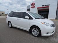 Recent Arrival! 2011 Toyota Sienna CARFAX One-Owner.