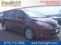 Don't miss out on this 2011 Toyota Sienna XLE