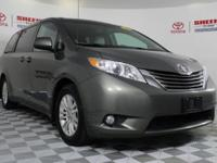 Recent Arrival! 2011 Toyota Sienna XLE Certification