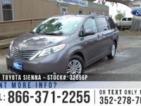 2011 Toyota Sienna XLE. *** Still under Warranty ***.