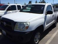 Come see this 2011 Toyota Tacoma Base. Its Automatic