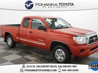I am on the Pohanka Toyota of Salisbury lot at 2010