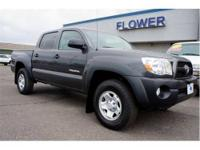 2011 Toyota Tacoma Double Cab Our Location is: Flower