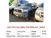 2011 Toyota Tacoma DoubleCab Truck Silver Streak Mica