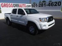 2011 Toyota Tacoma Double Cab V6 Our Location is: ORR