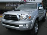 2011 Toyota Tacoma Double Cab V6 SR5 TRD Sport 4x4 with